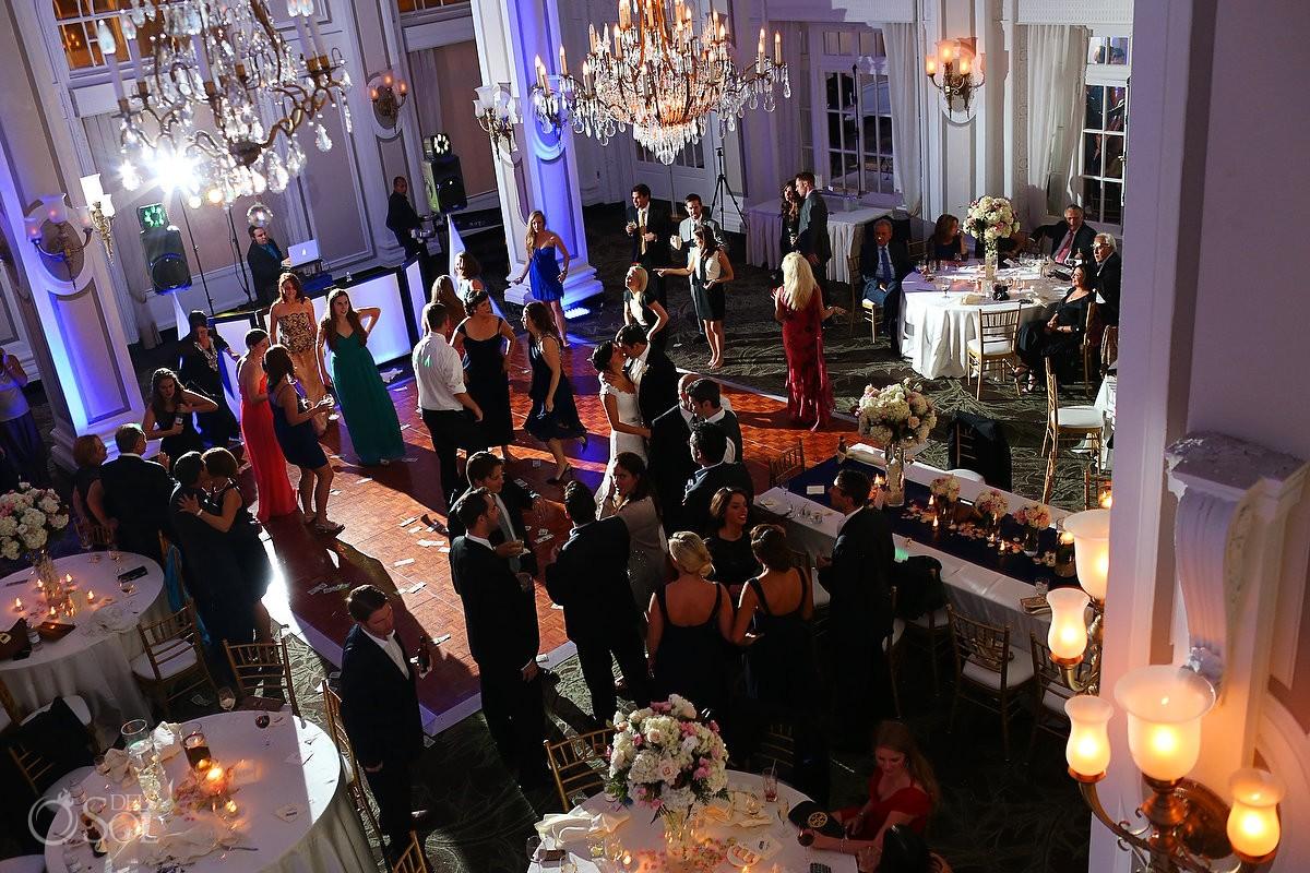 Georgian Terrace Atlanta Wedding reception