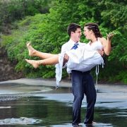 Destination beach wedding Costa Rica