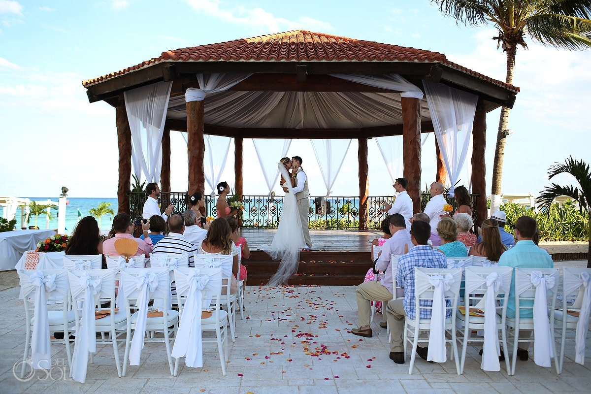 Destination wedding The Royal Playa del Carmen