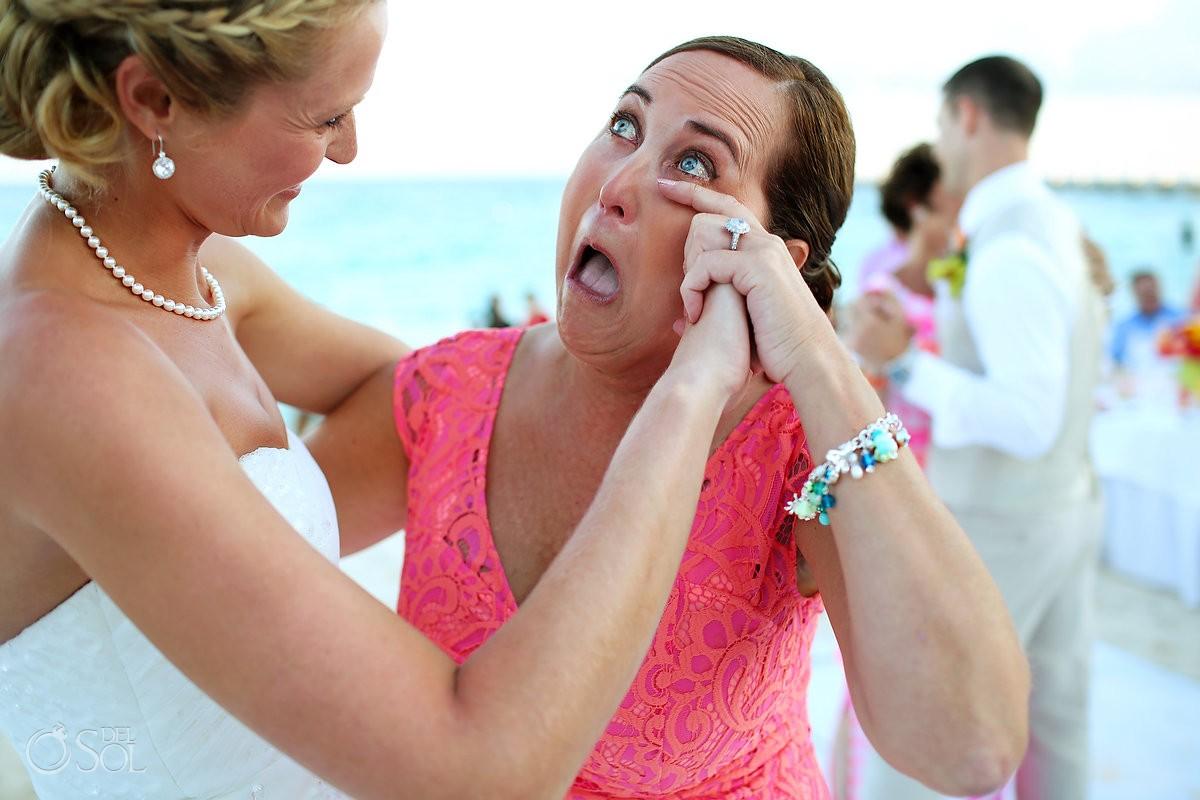 Destination wedding The Royal Playa del Carmen Mexico
