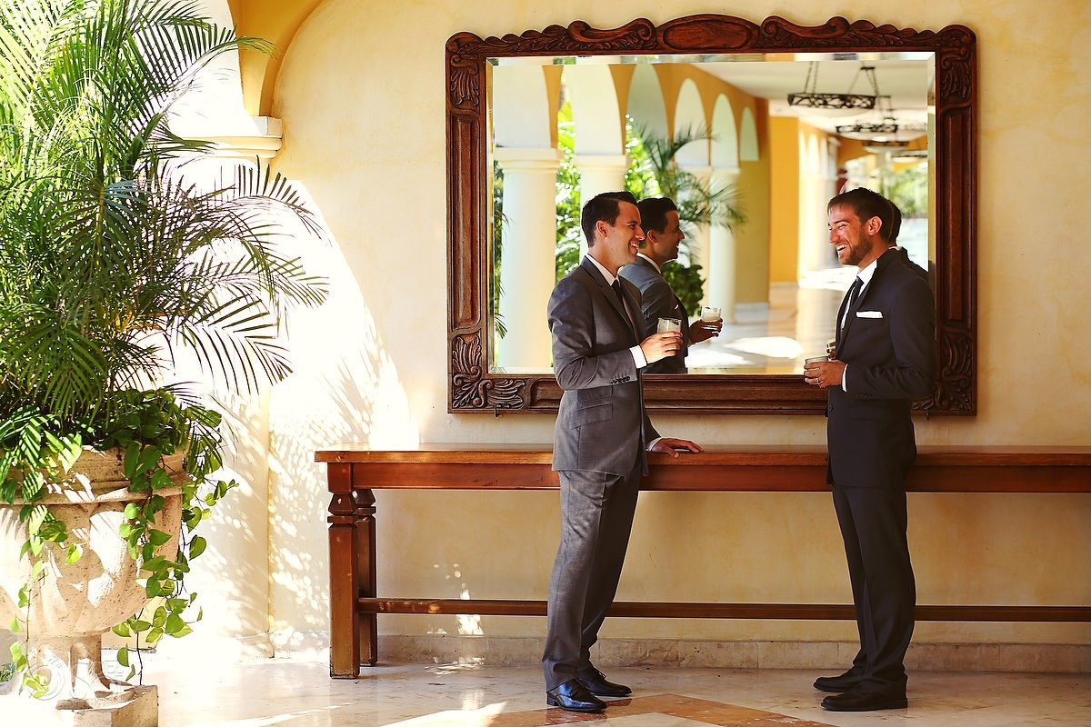 Groomsmen- wedding Secrets Capri