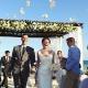 beach wedding Secrets Capri Playa del Carmen #Aworldofitsown