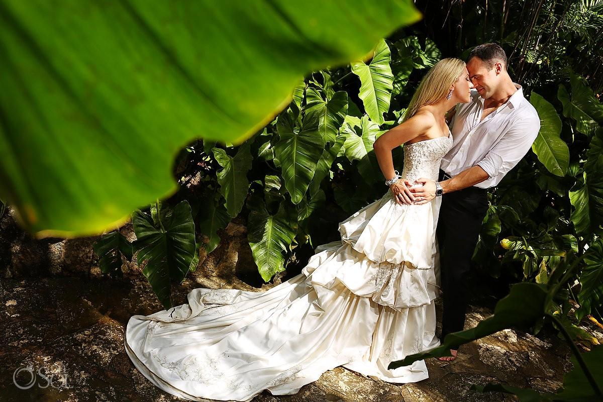 Trash the dress Riviera Maya photos Del Sol Photography