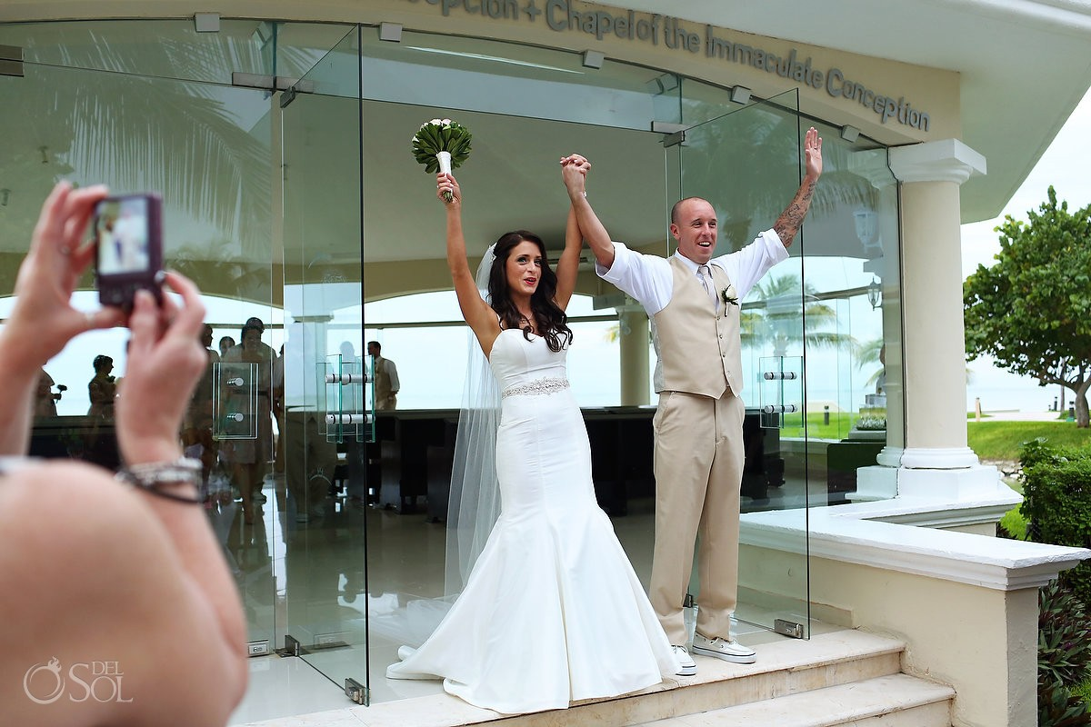 Cancun Wedding At Moon Palace Jackie And Kyle