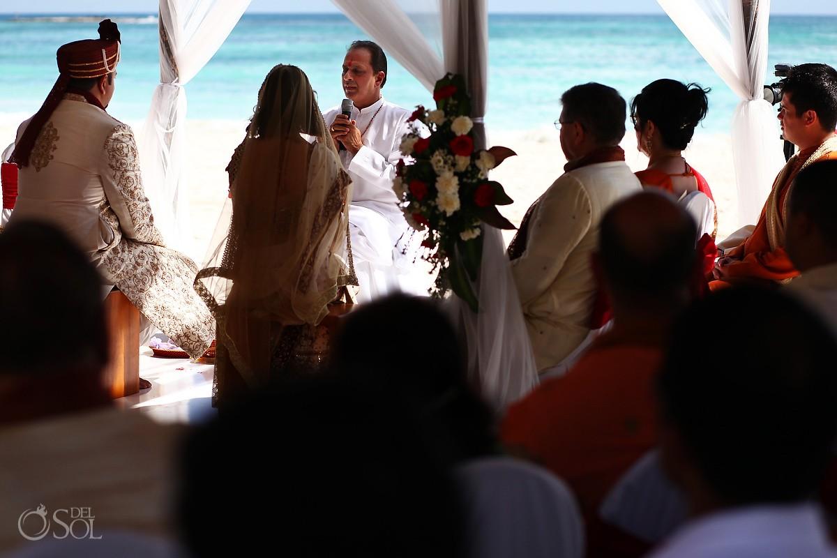 Hindu wedding Riviera Maya Barcelo Maya Mexico Del Sol Photography