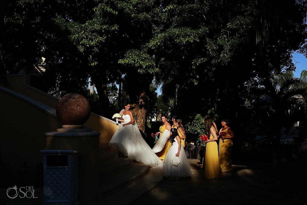 Playa del Carmen wedding Mexico Del Sol Photography