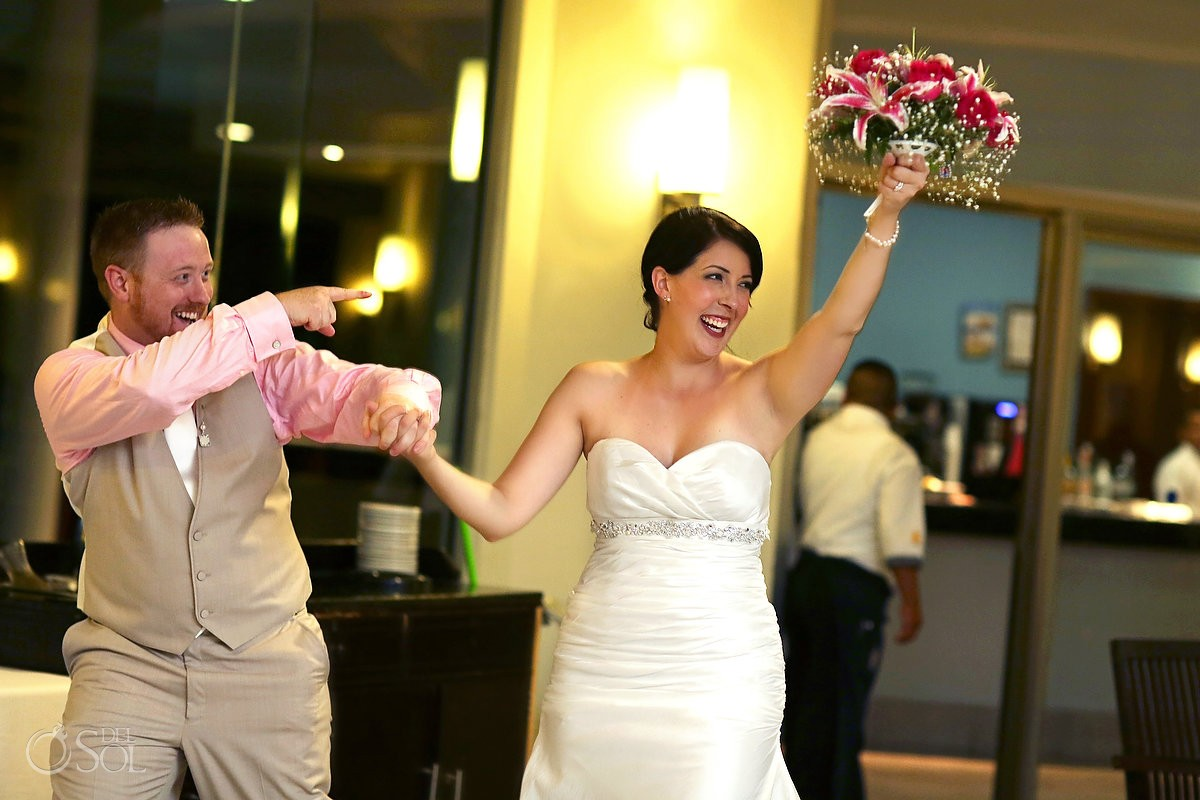 Riviera Maya wedding Grand Sunset Princess Mexico Del Sol Photography