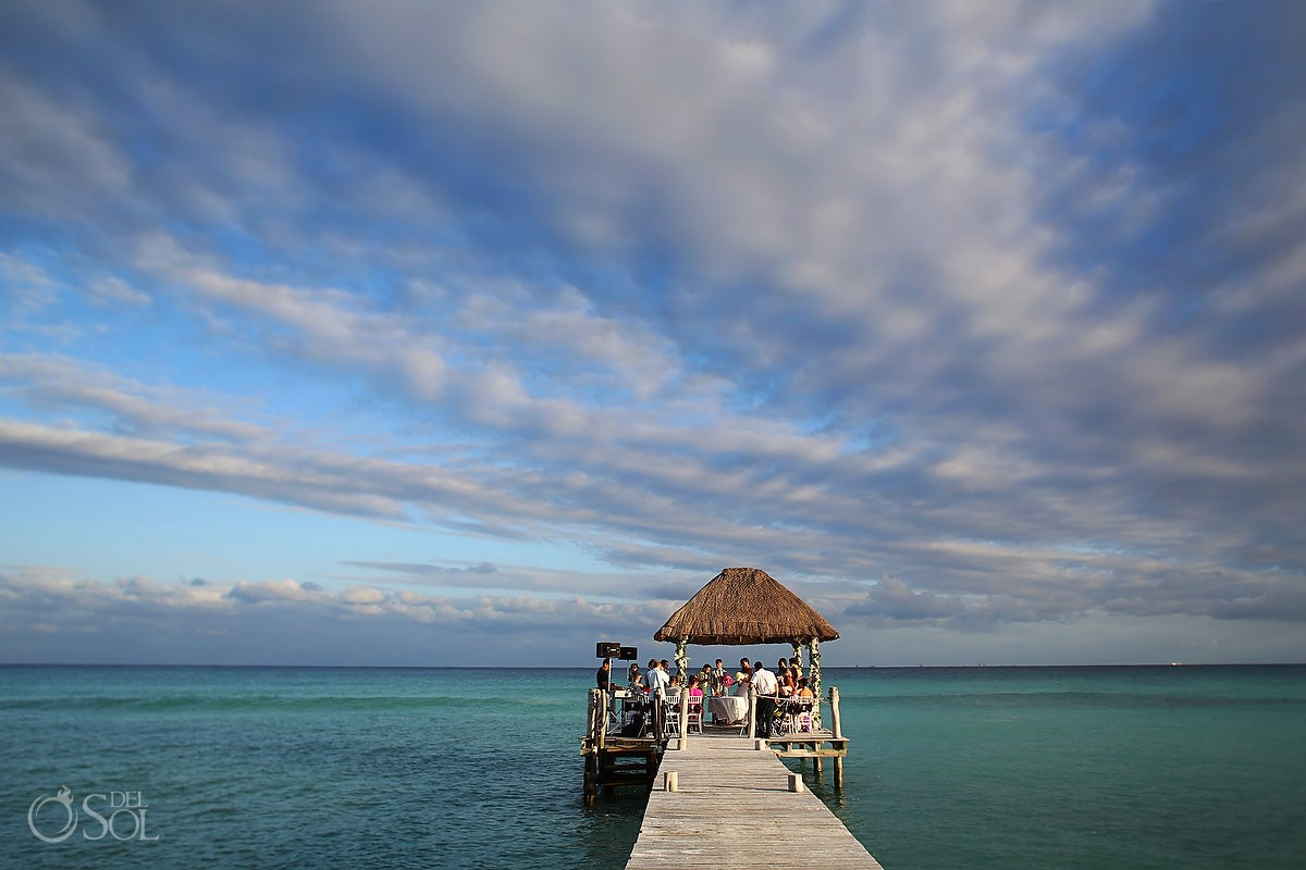Viceroy is a Top ten luxury hotel for destination weddings in Riviera Maya Mexico