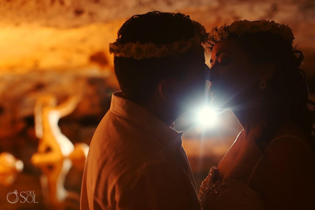Mayan wedding eco-park Kantun-Chi Riviera Maya Mexico Del Sol Photography