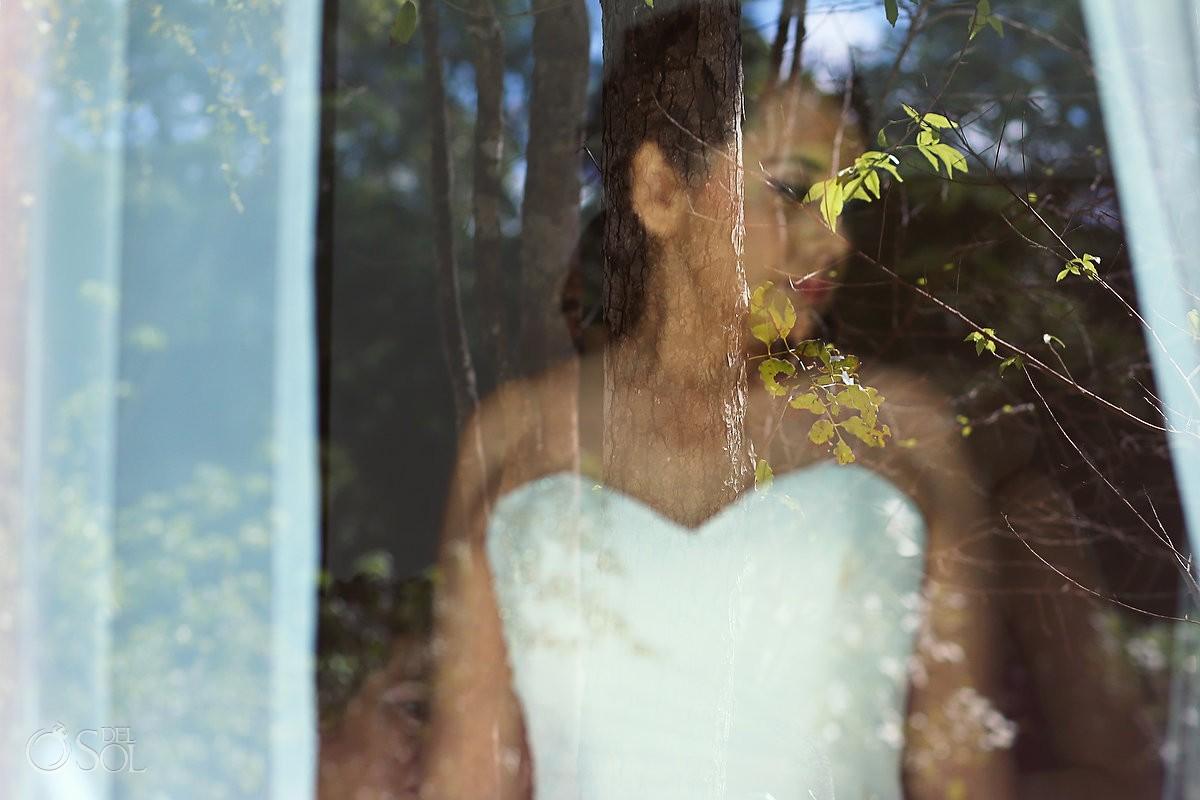 Tulum wedding at Caleta Tankah Mexico Del Sol Photography
