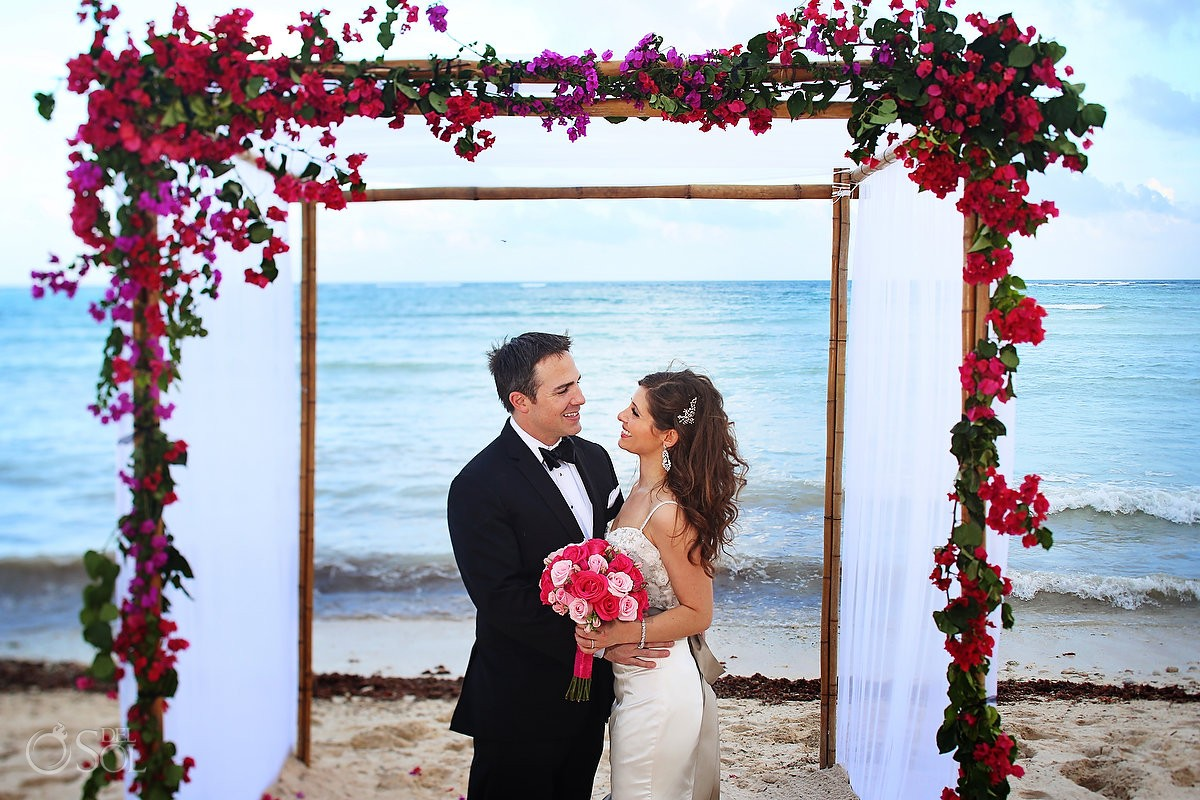 Tulum wedding private villa Casa Buena Suerte Mexico Del Sol Photography