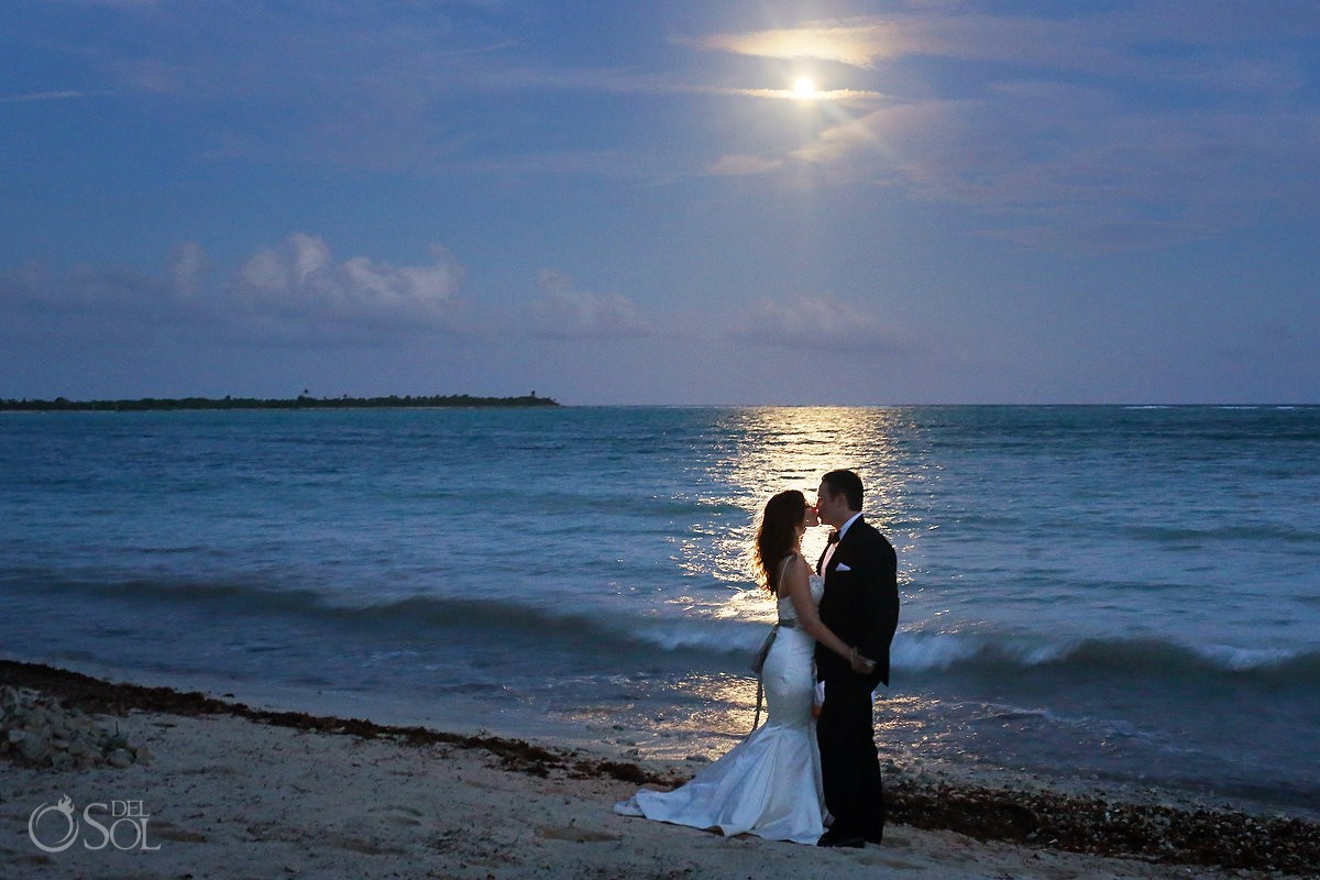 Tulum wedding beach Casa Buena Suerte Mexico Del Sol Photography