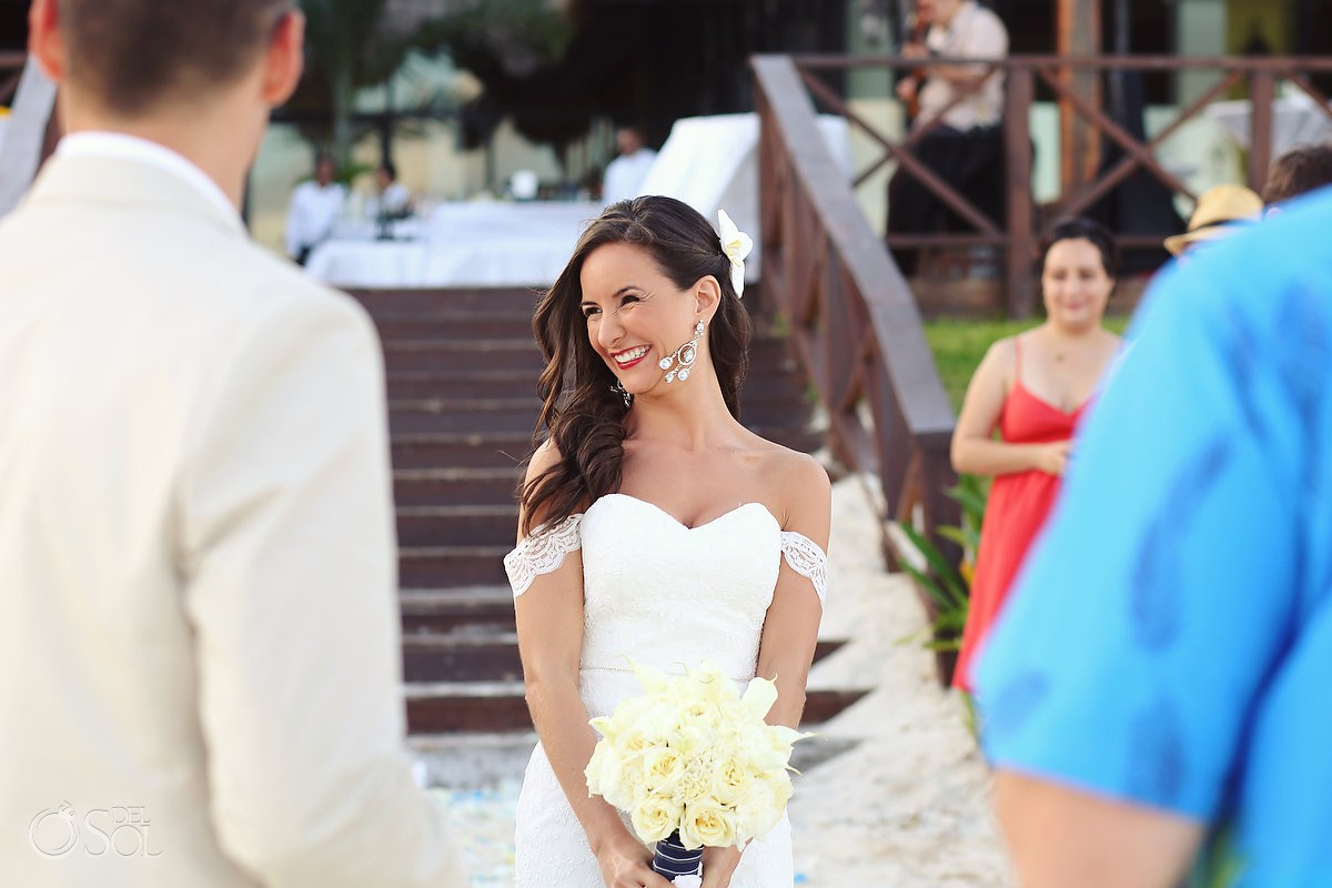 Riviera Maya wedding Now Sapphire Resort Mexico Del Sol Photography