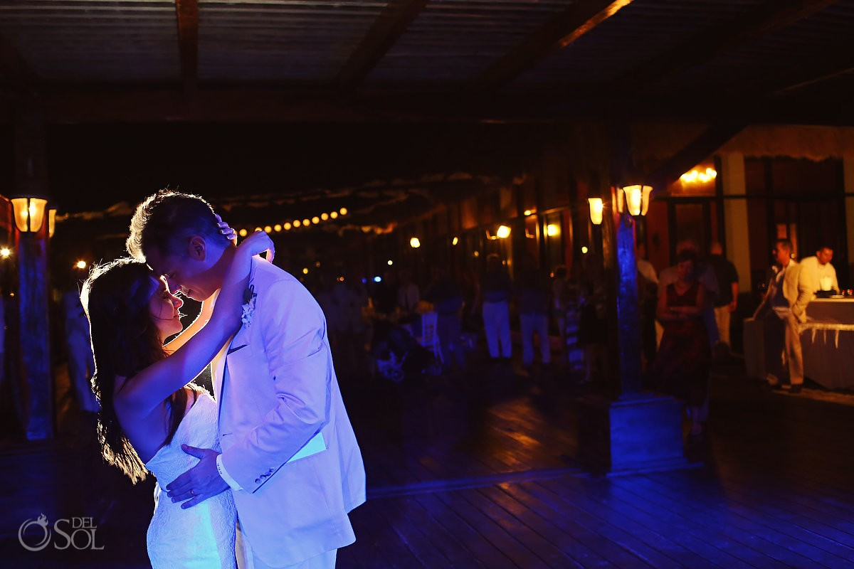 Riviera Maya beach wedding Now Sapphire Resort Mexico Del Sol Photography