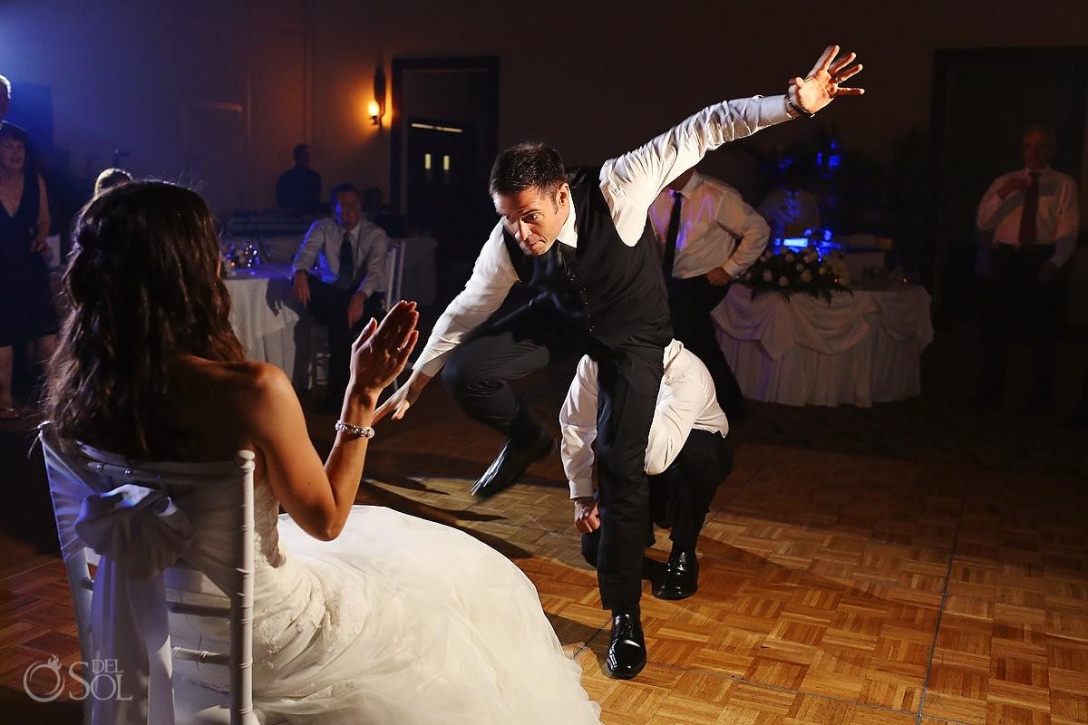 Destination wedding The Royal Playa del Carmen Mexico Del Sol Photography