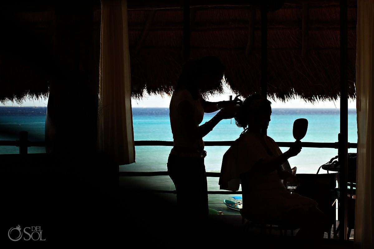 Destination wedding Xcaret Park Riviera Maya Mexico Del Sol Photography