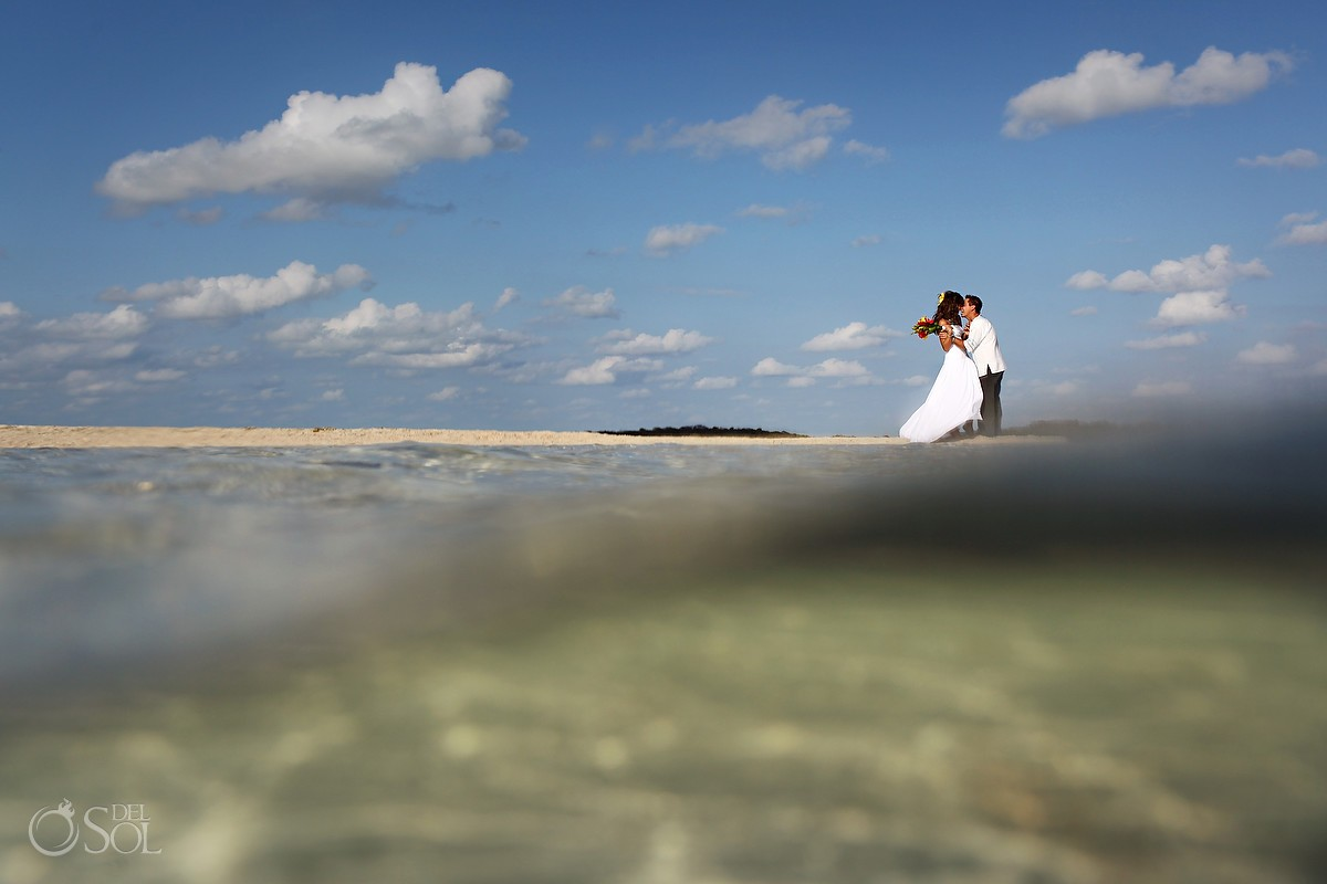 Destination wedding Belize Ambergris Caye Del Sol Photography