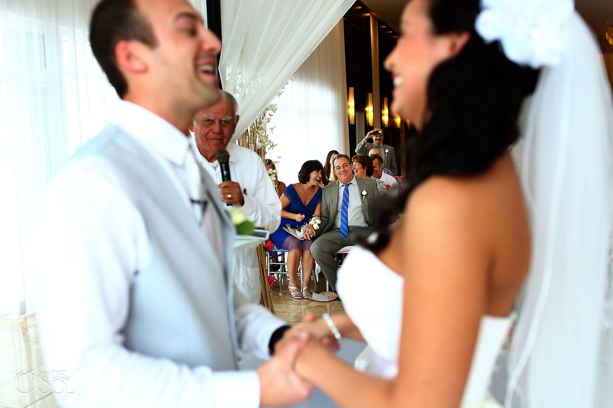 Cancun wedding Le Blanc Resort Mexico Del Sol Photography