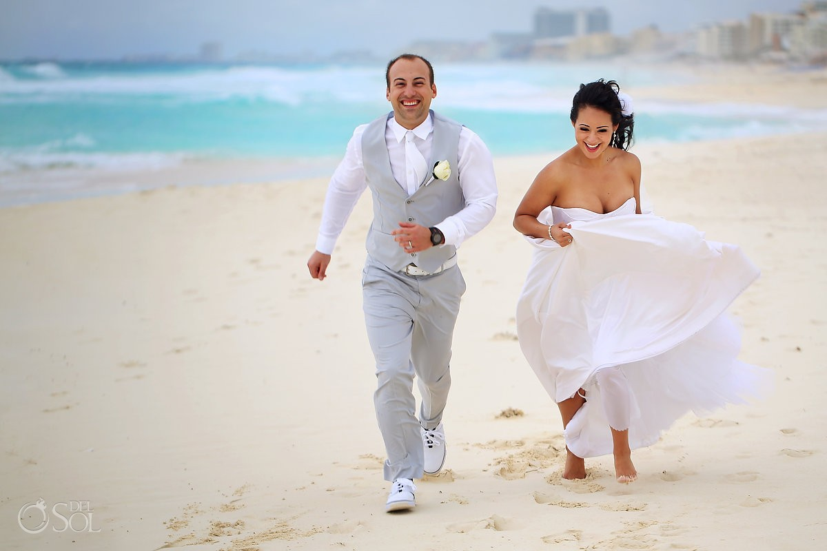 Destination wedding Cancun Le Blanc Resort Del Sol Photography
