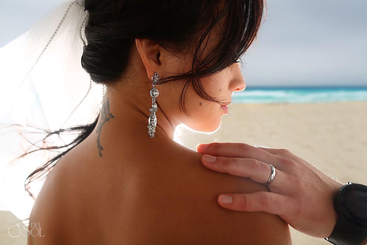 Destination wedding Cancun Le Blanc Resort Mexico Del Sol Photography
