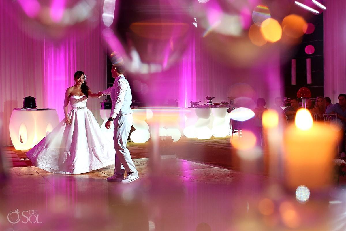 Cancun wedding Le Blanc Resort Mexico Del Sol Photography