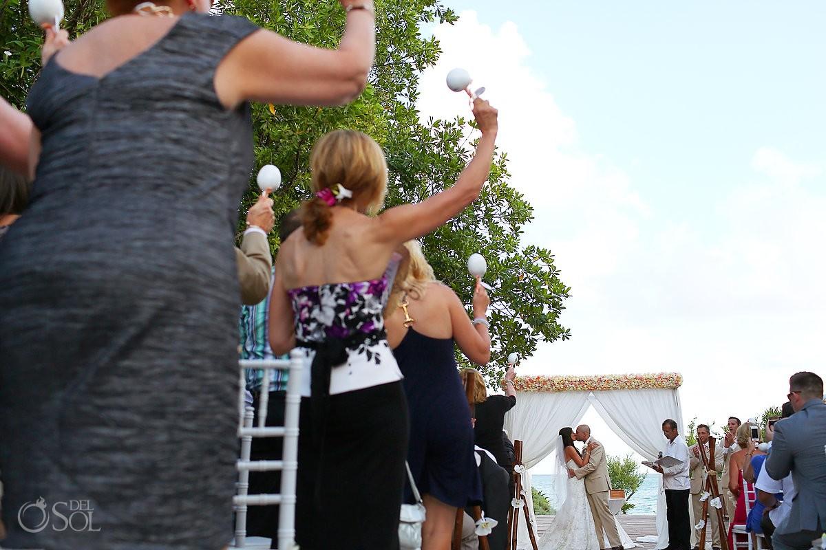Wedding Playa del Carmen Paradisus Resort Mexico Del Sol Photography