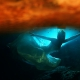 Underwater trash the dress Riviera Maya Mexico Del Sol Photography