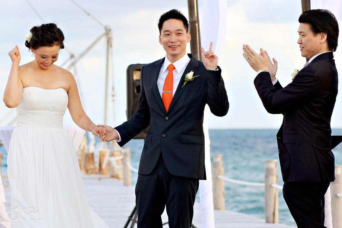 Riviera Maya wedding Blue Diamond Resort Mexico Del Sol Photography