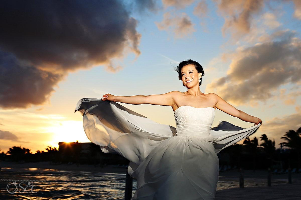Wedding Riviera Maya Blue Diamond Mexico Del Sol Photography