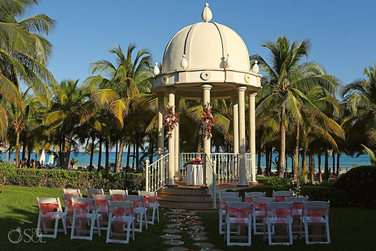 Destination Wedding At Riu Palace Riviera Maya Melissa And Ricardo