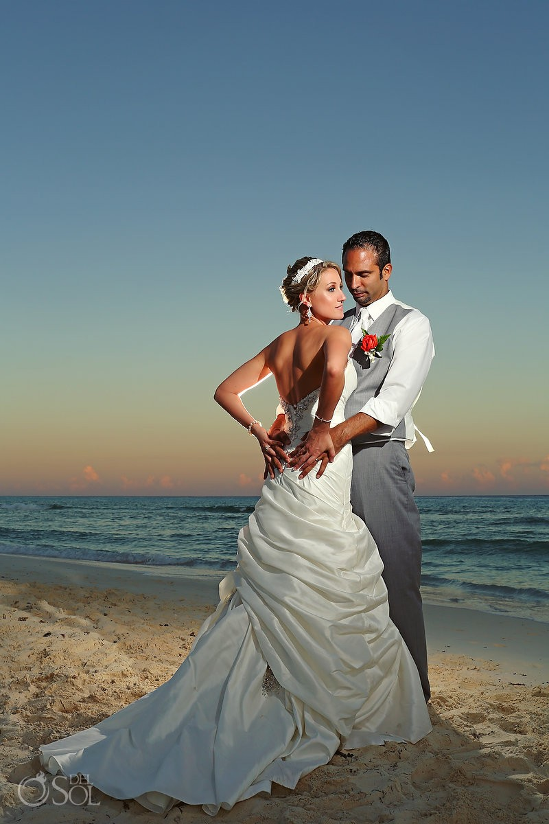 Destination wedding Riu Palace Riviera Maya Mexico Del Sol Photography
