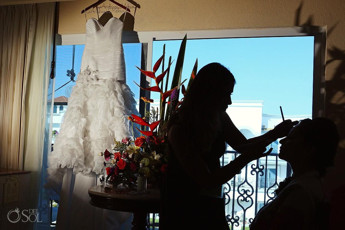 Riviera Maya wedding at The Royal Playa del Carmen Mexico Del Sol Photography