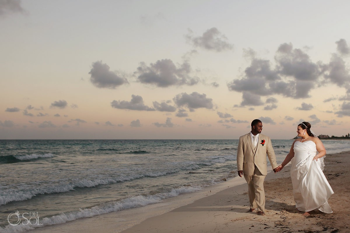 Riviera Maya wedding Now Jade Resort Mexico Del Sol Photography