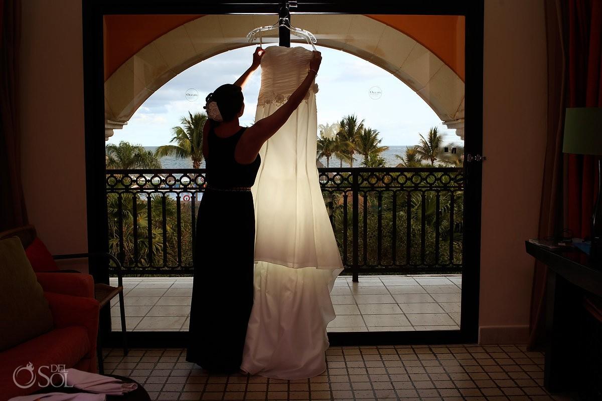 Riviera Maya wedding Ocean Coral Puerto Morelos Mexico Del Sol Photography