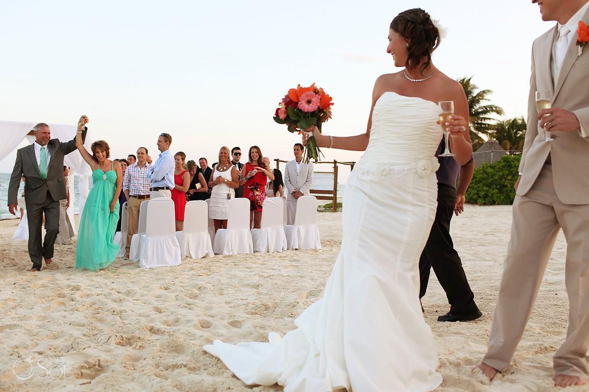 Riviera Maya wedding Puerto Morelos Ocean Coral Del Sol Photography