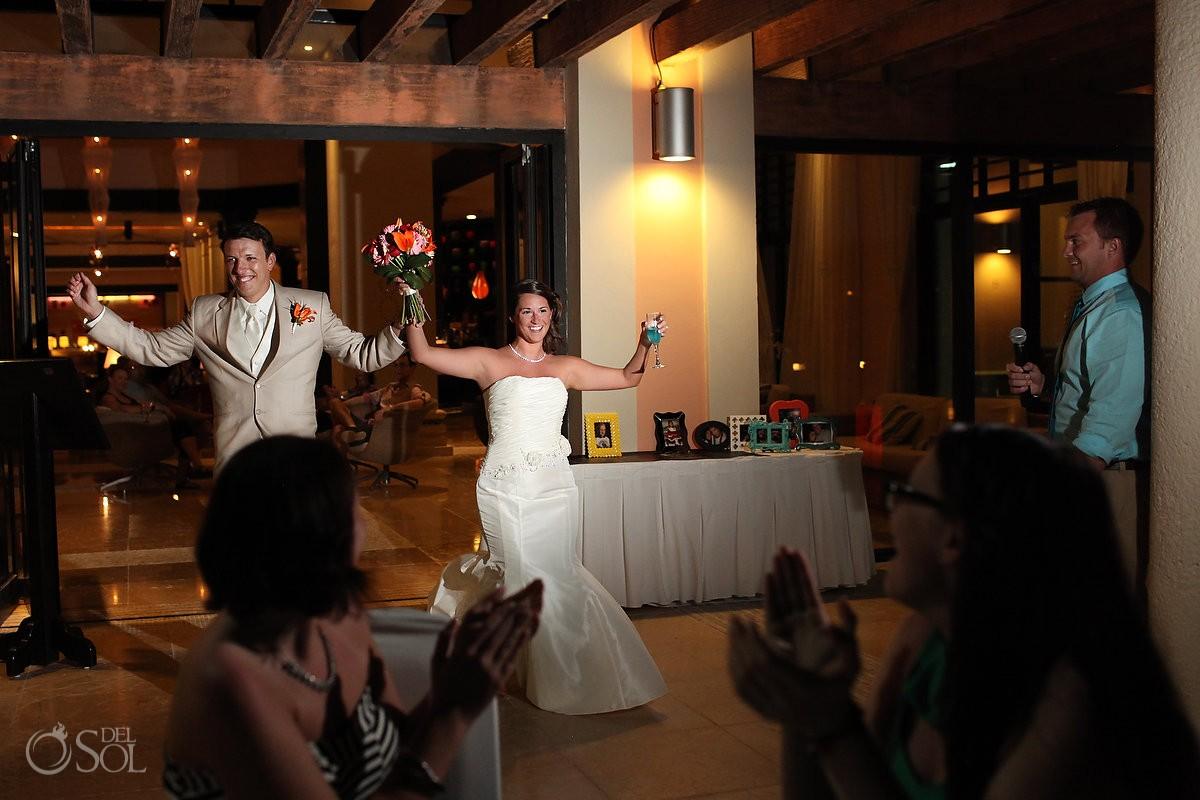Riviera Maya wedding Puerto Morelos Ocean Coral Mexico Del Sol Photography