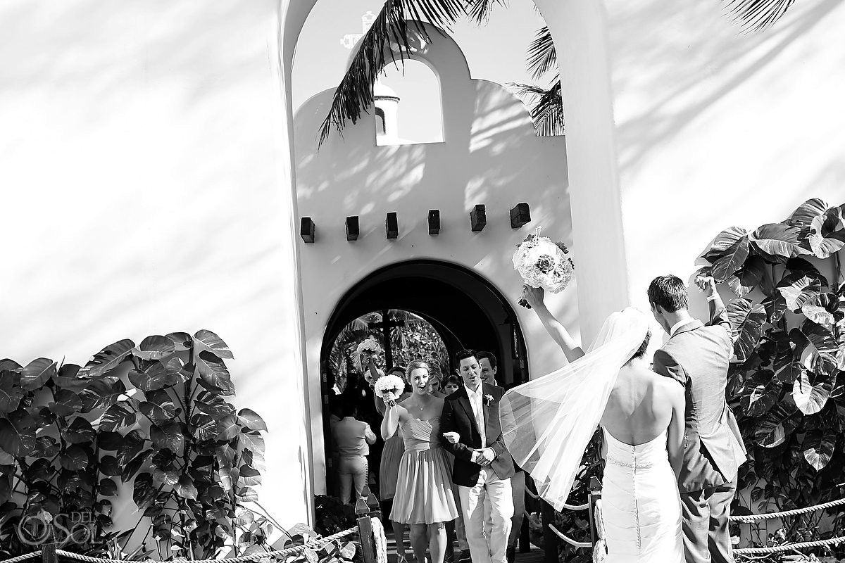 Playa del Carmen Chapel Wedding