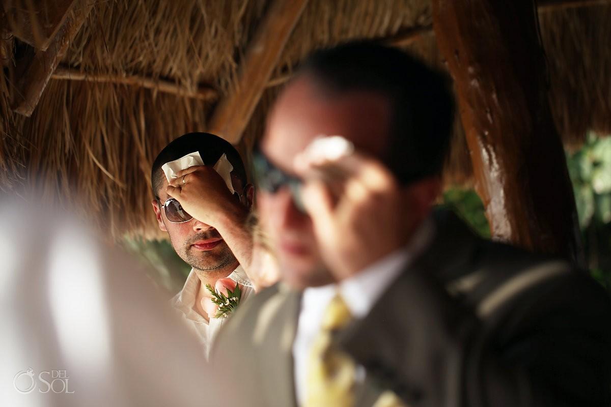 Destination beach wedding Dreams Cancun Mexico Del Sol Photography