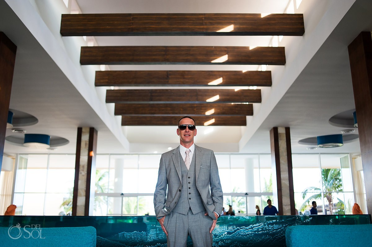 Riviera Maya destination wedding Now Jade Mexico Del Sol Photography