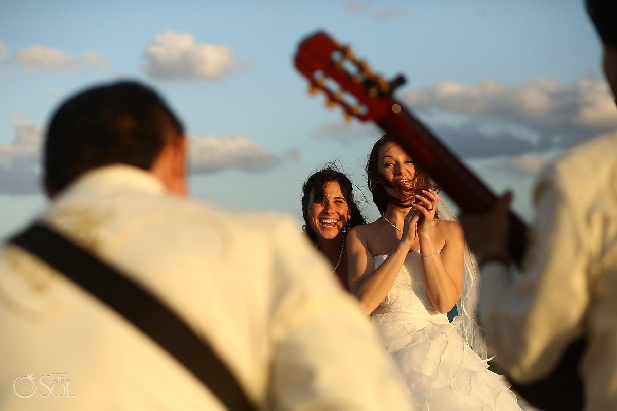 Lesbian Wedding in Mexico