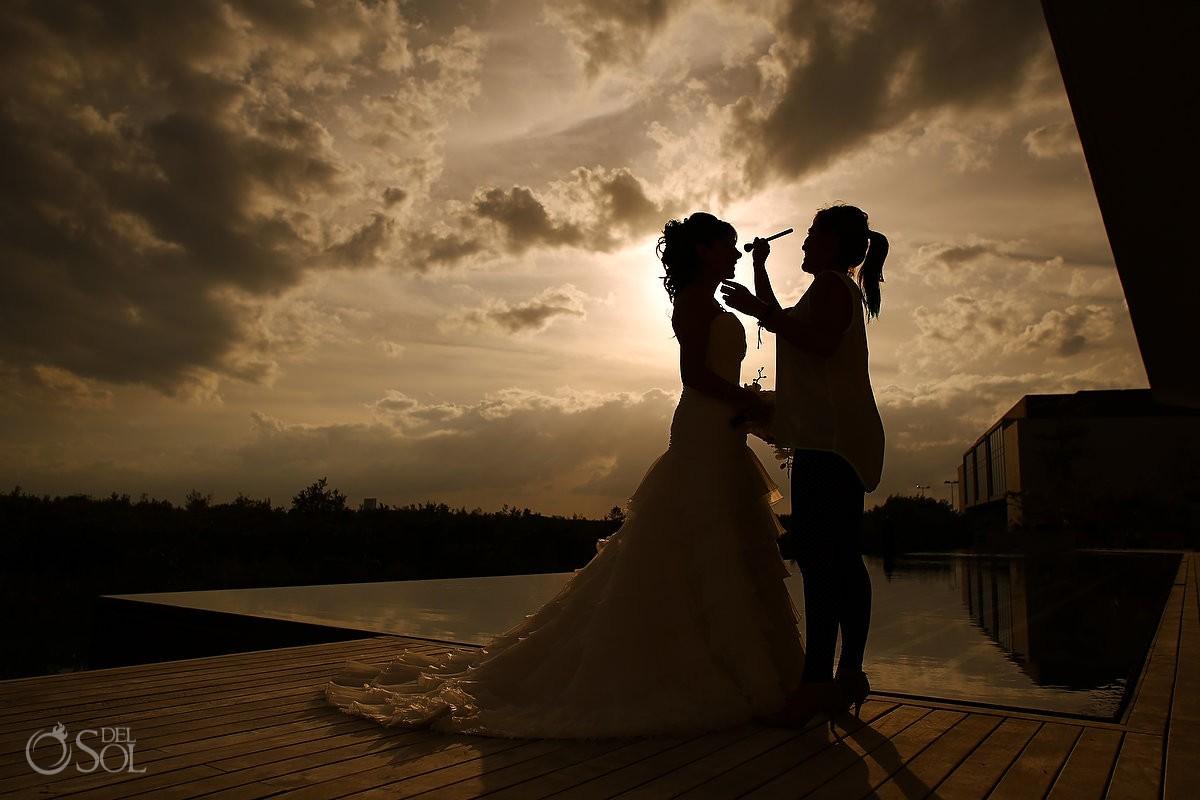 NIzuc Resort and Spa wedding in Cancun Mexico