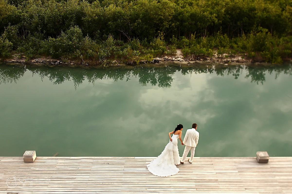 Cancun Destination Wedding At Nizuc Resort
