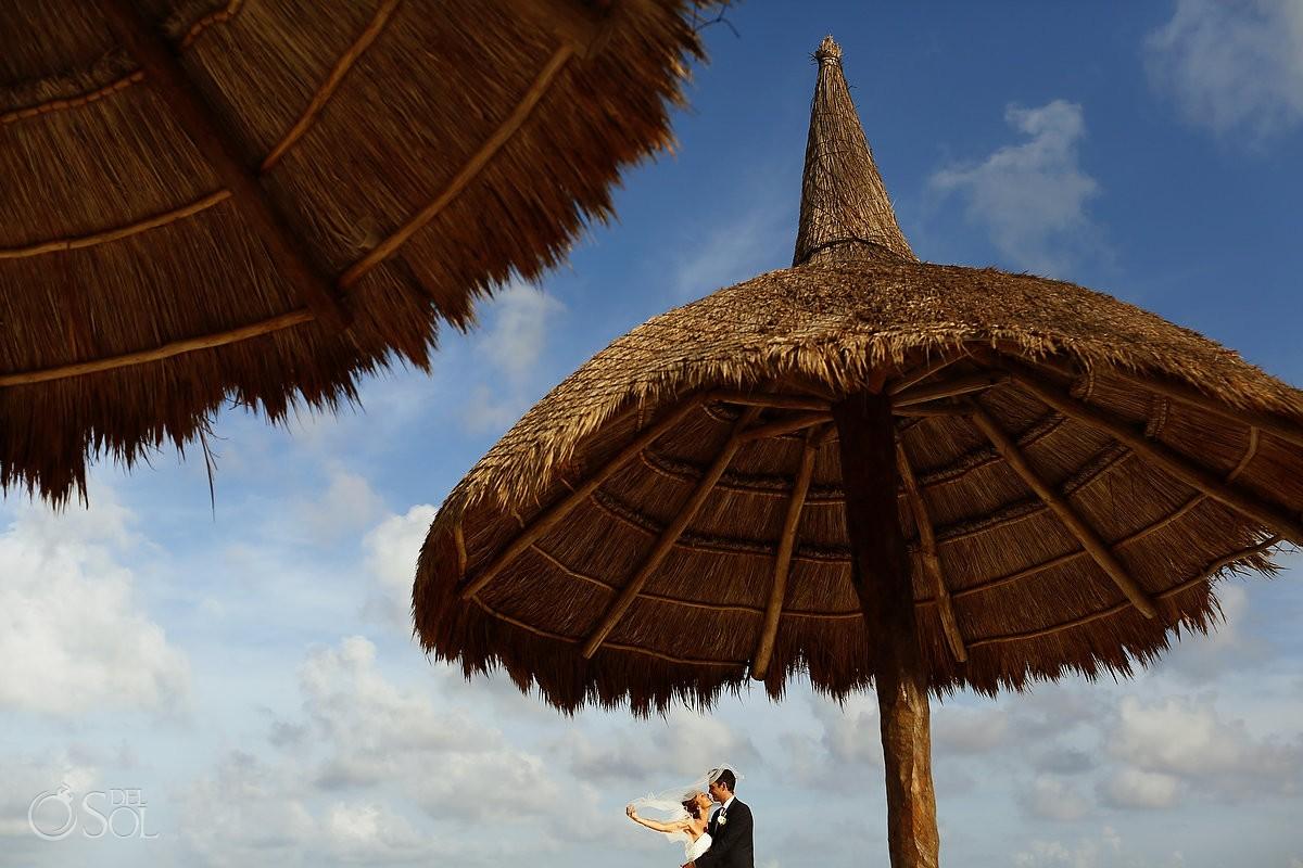 Destination wedding Riviera Maya Mexico Del Sol Photography