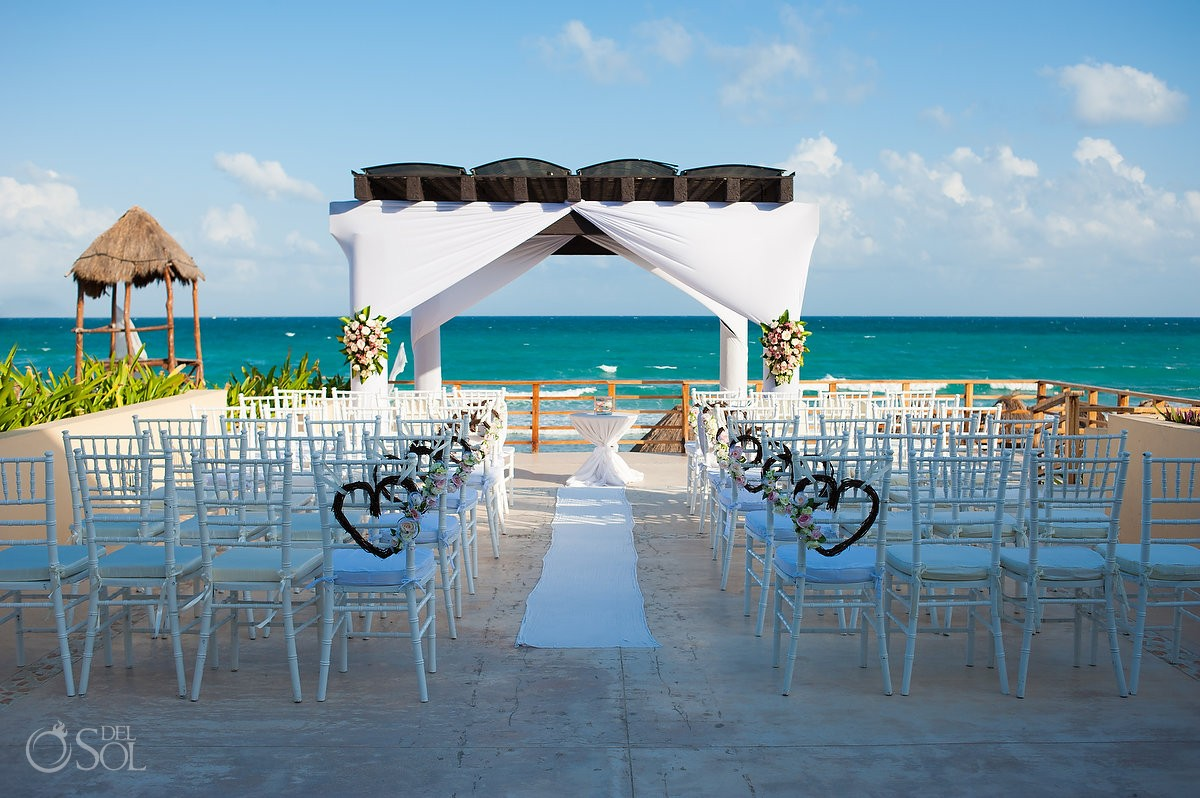 Riviera Cancun Wedding At Now Jade Amanda And Daniel