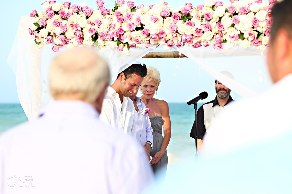Wedding Rosewood Mayakoba ceremony