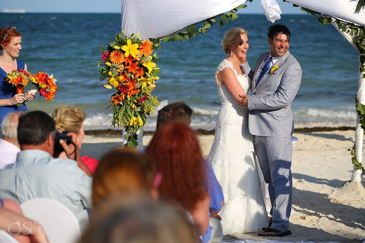 Riviera Cancun Wedding Secrets Capri resort and spa