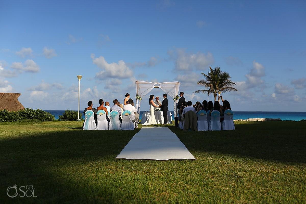 Destination Wedding At Iberostar Cancun Holly And Ahsan