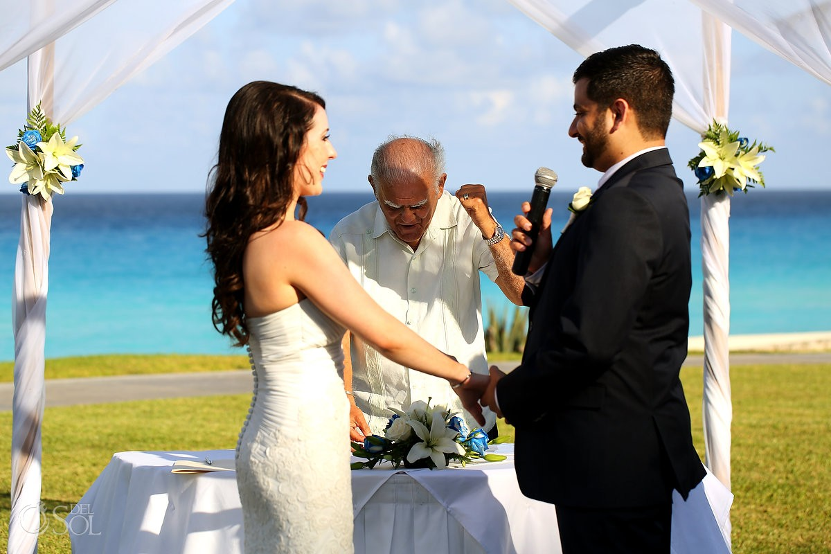 Destination wedding Iberostar Cancun Mexico Del Sol Photography