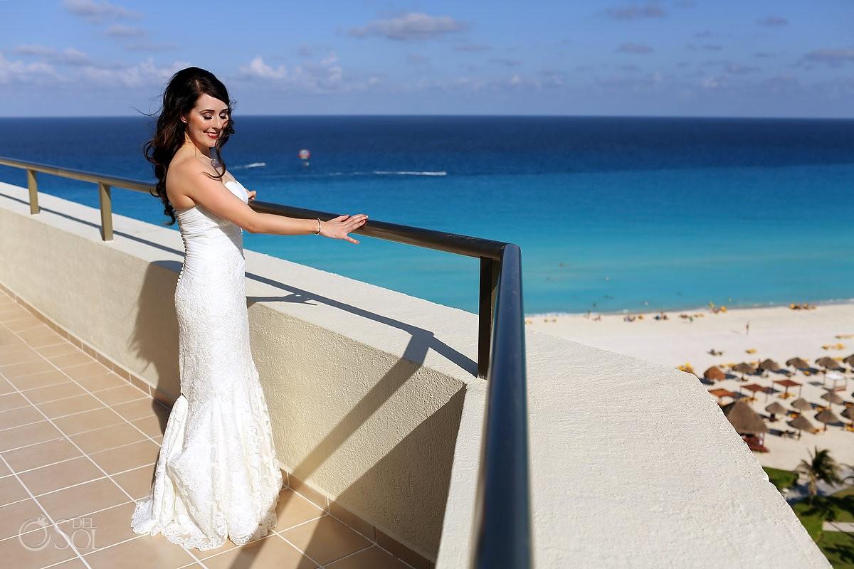 Destination Wedding at Iberostar Cancun – Holly and Ahsan - Del Sol ...