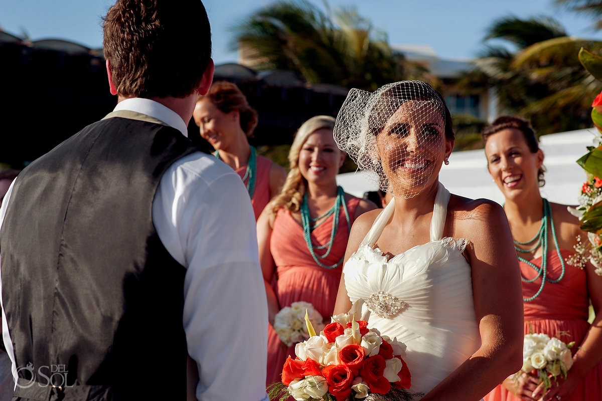 Destination wedding Now Jade Resort Riviera Maya Mexico Del Sol Photography